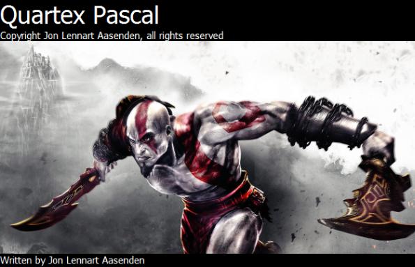 Quartex Pascal