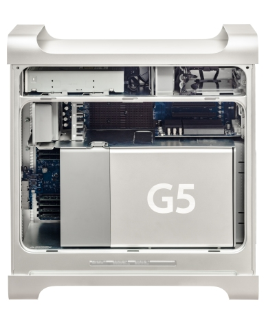 Pick up a Power Mac G5 for next to nothing