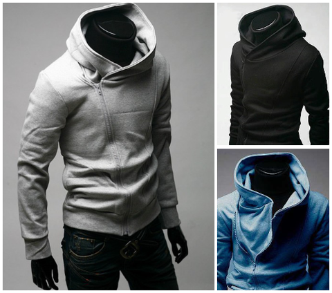 No hood for the hoodies