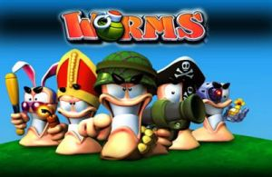 Worms was created in BlitzBasic, its one of the best selling games of all time