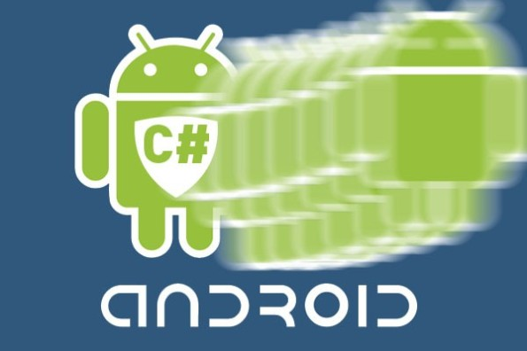 Xamarin rewrote Android to C#