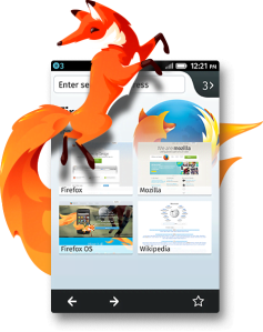Firefox os, Javascript is coming..