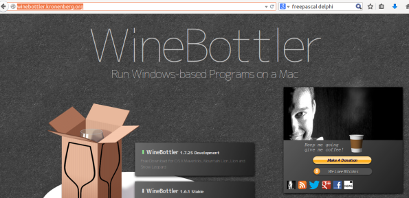 Wine Bottler, the absolute dogs bollocks