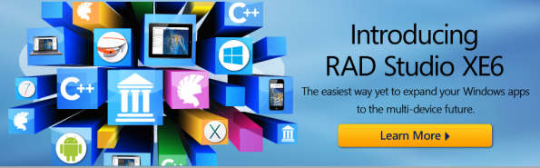 Rad Studio XE6/7 represents 20 years of C++ and Object Pascal exellence