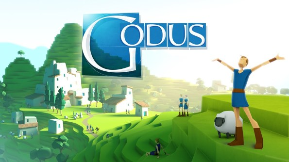 Godus, the re-implementation of populous of the 90's