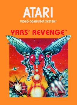 Yars Revenge was a smash hit and sold by the millions