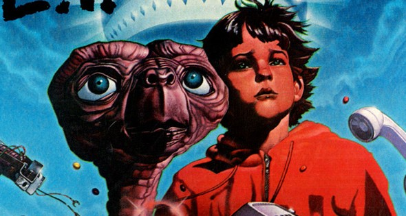 The E.T game is now a highly priced collectors item