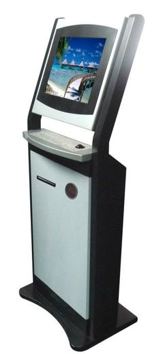 Kiosk systems comes in all shapes and sizes