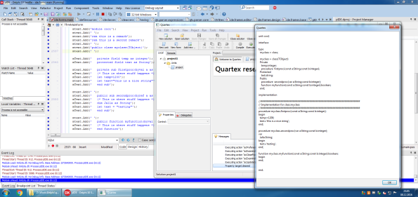 Visual Basic to Smart Pascal, awww.... just want to snuggle it :)
