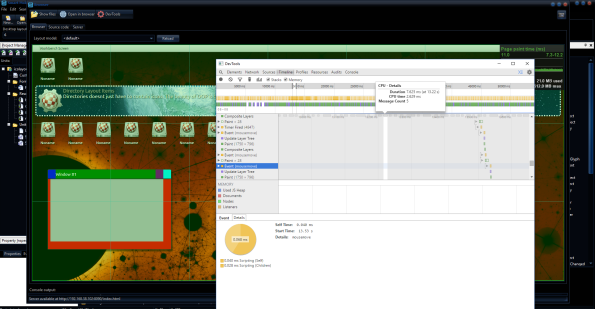 Doing some GPU profiling and watching the callstack