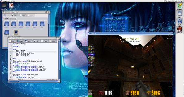 smart desktop